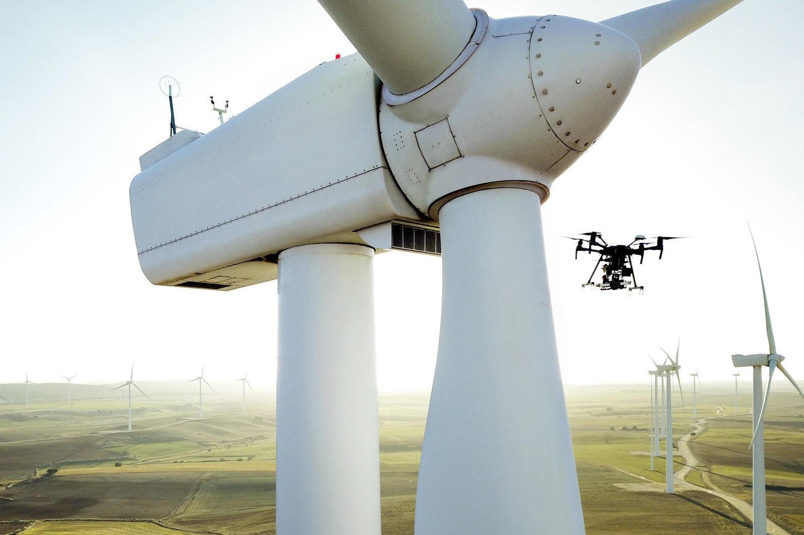 Ispezioni Turbine Eoliche